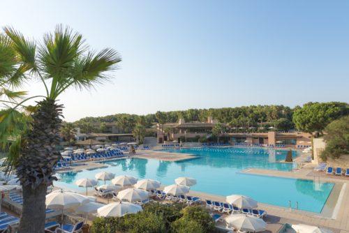 Club Med Kamarina adults pool