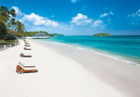 Sandals Halcyon Beach