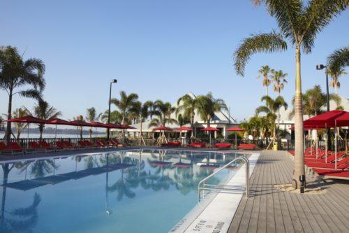 Club Med Sandpiper bay pool