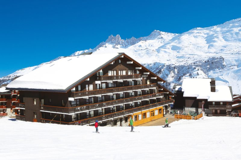 Mark Warner Chalethotel Tarentaise exterior