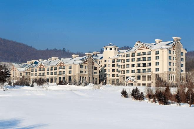 Club Med Yabuli exterior view