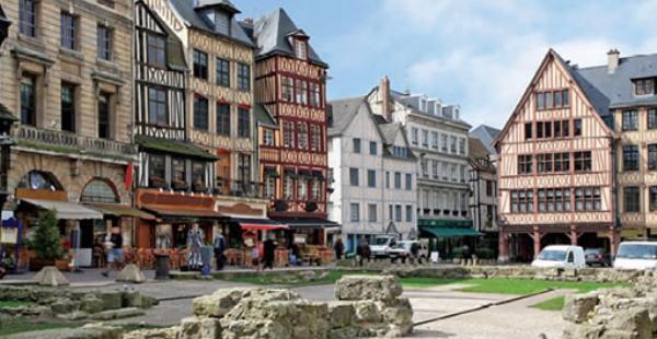 Rendezvous in Rouen