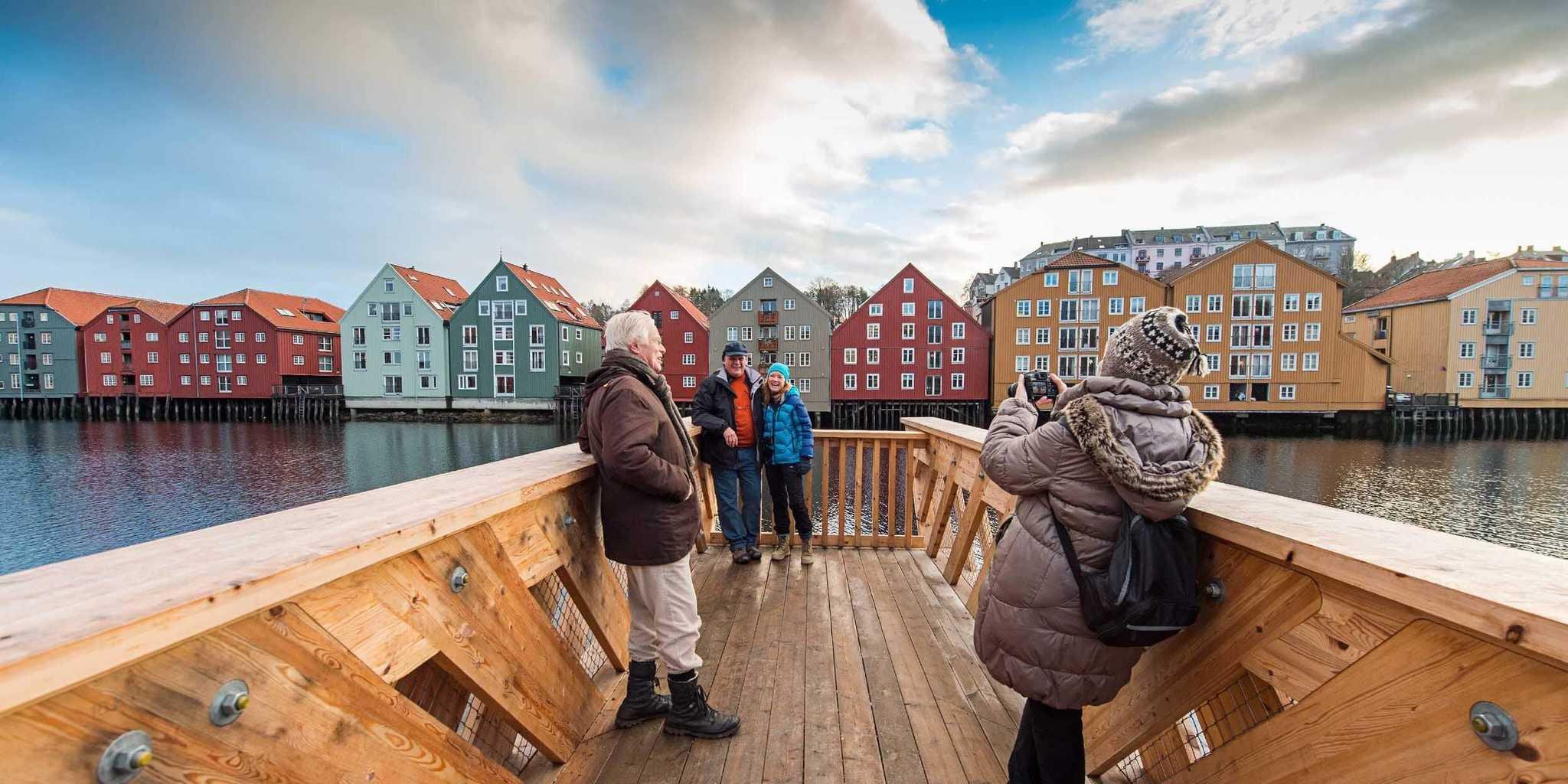 Voyage Of Discovery Bergen Kirkenes Trondheim