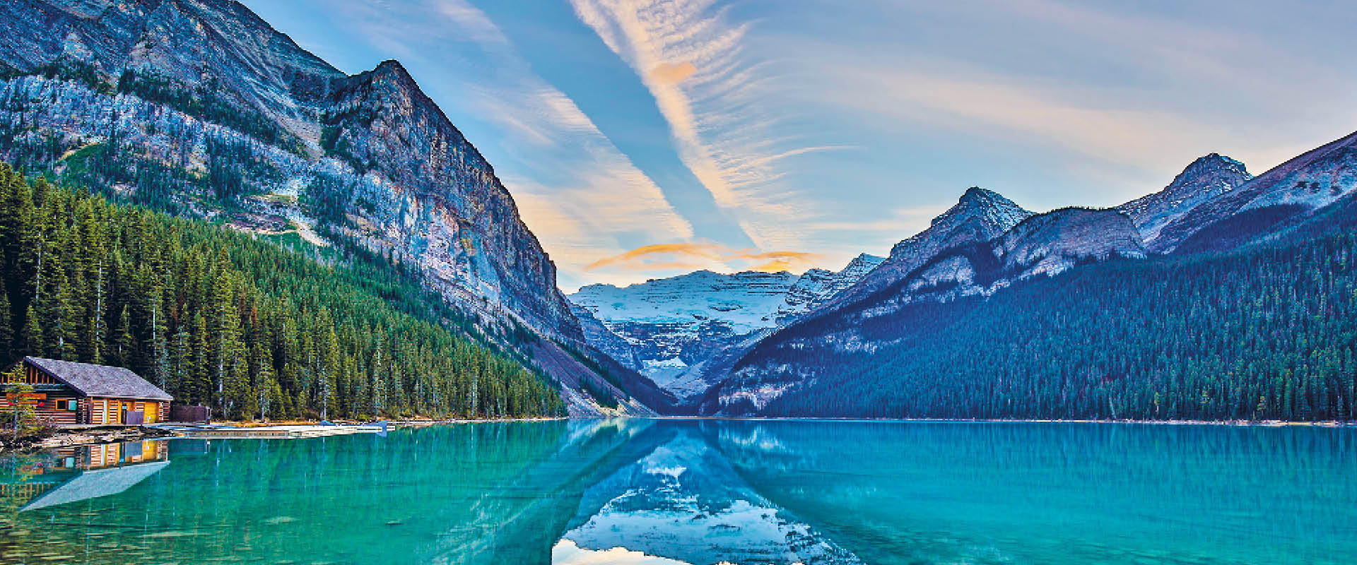 Magnificent Canadian Rockies And Alaskan Cruise