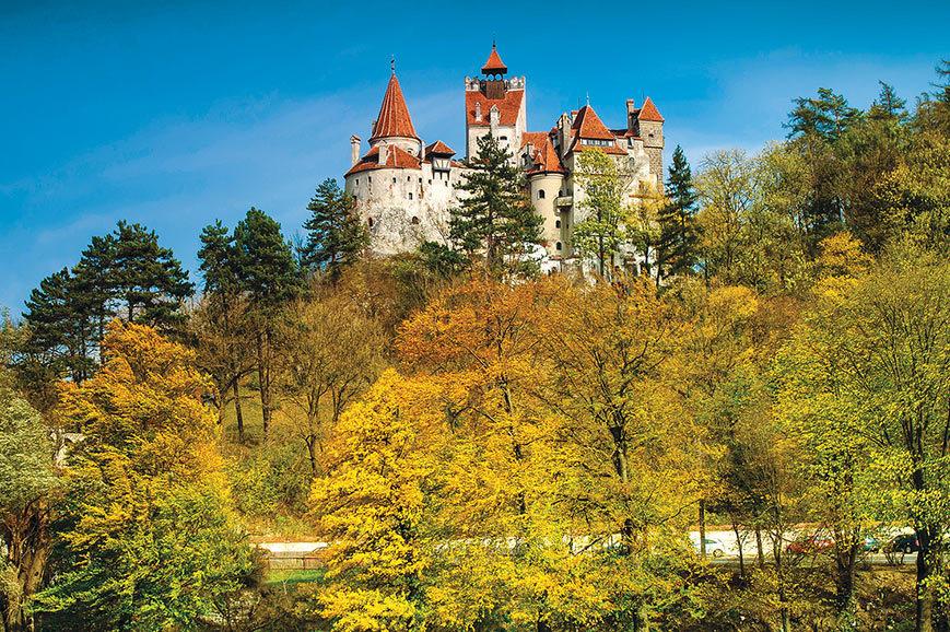 Transylvania Tours From Ireland