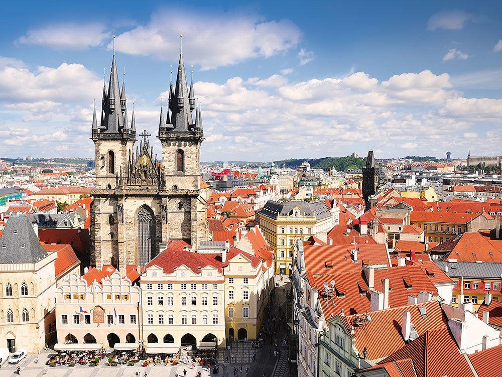 Prague Vienna Bohemia Amp The Danube Valley Lowcostdeals Co Uk
