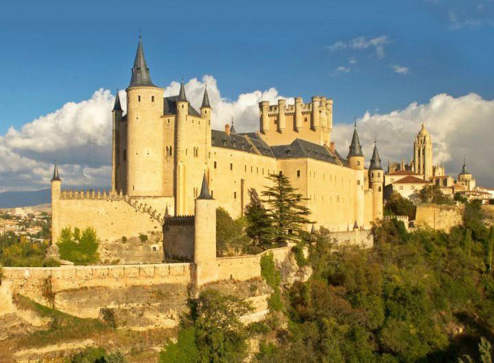 Madrid Salamanca Amp Toledo Lowcostdeals Co Uk