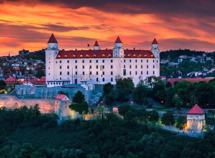 Blue Danube Cruise