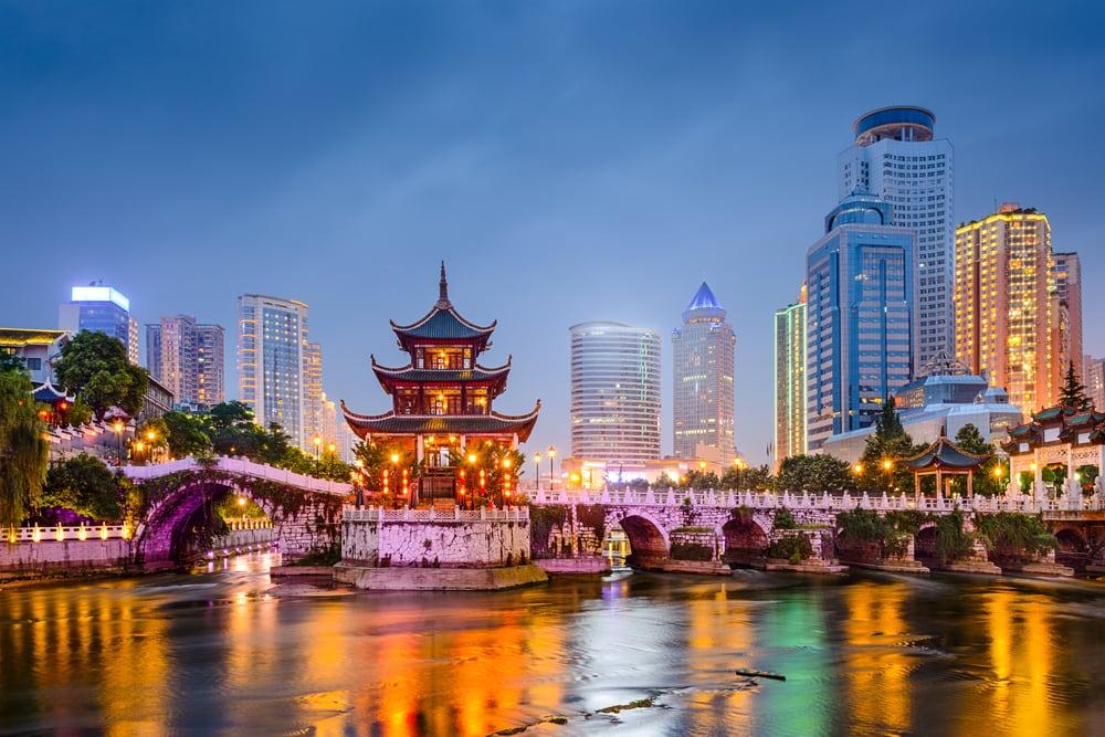 Wendy Wu Wonders of China Tour