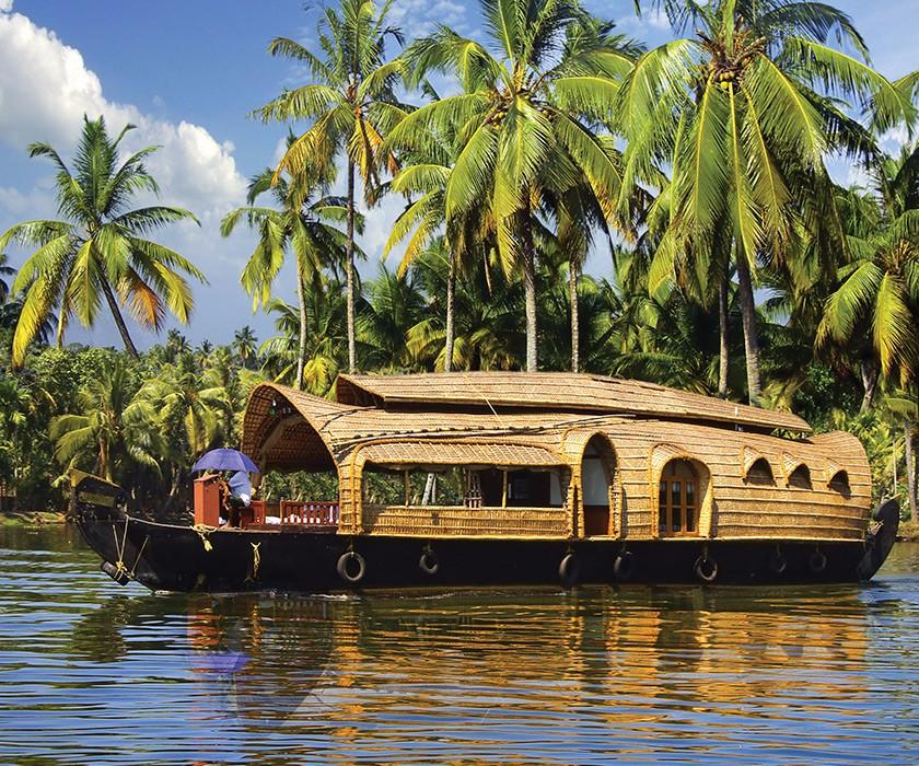 Kerala Backwater Cruise