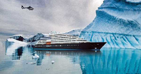 Scenic Eclipse Ocean voyages