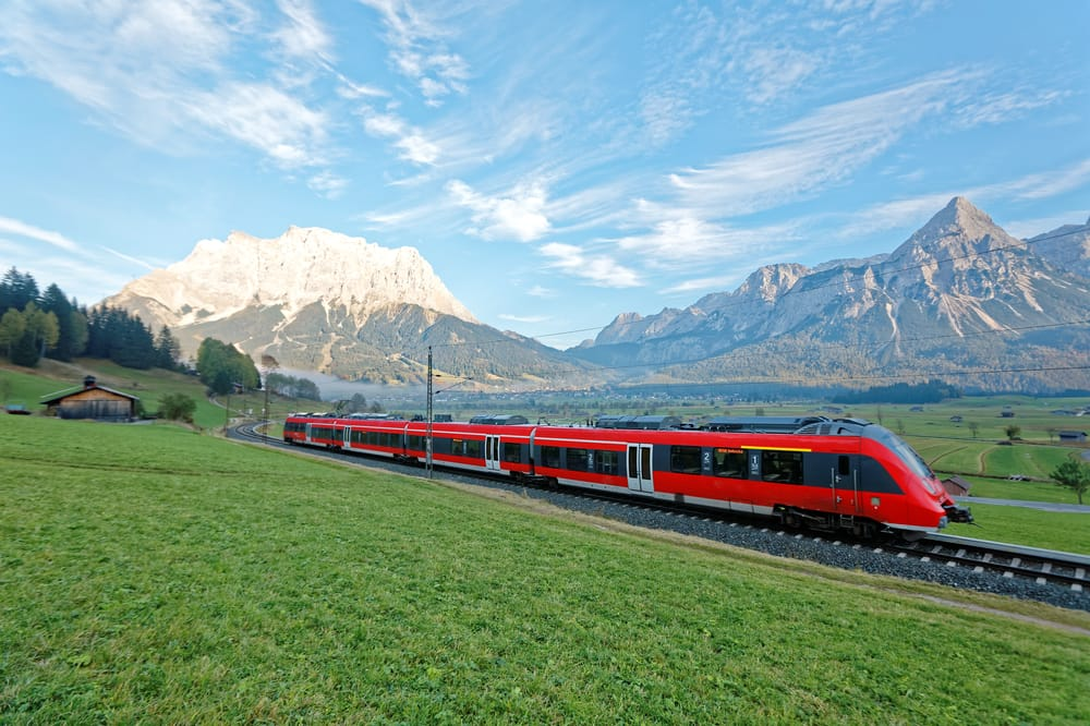 Swiss Adventures with Great Rail