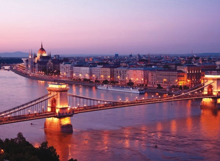 Cruise the Heart of Europe