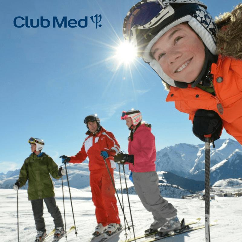 club med winter