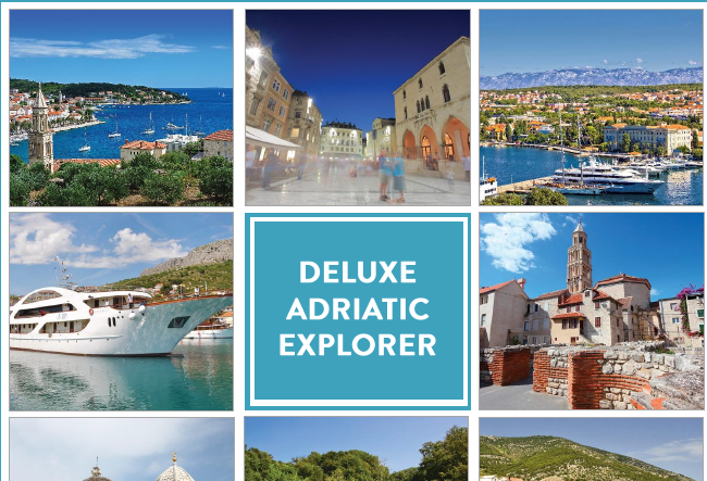 Deluxe Adriatic explorer travelsphere