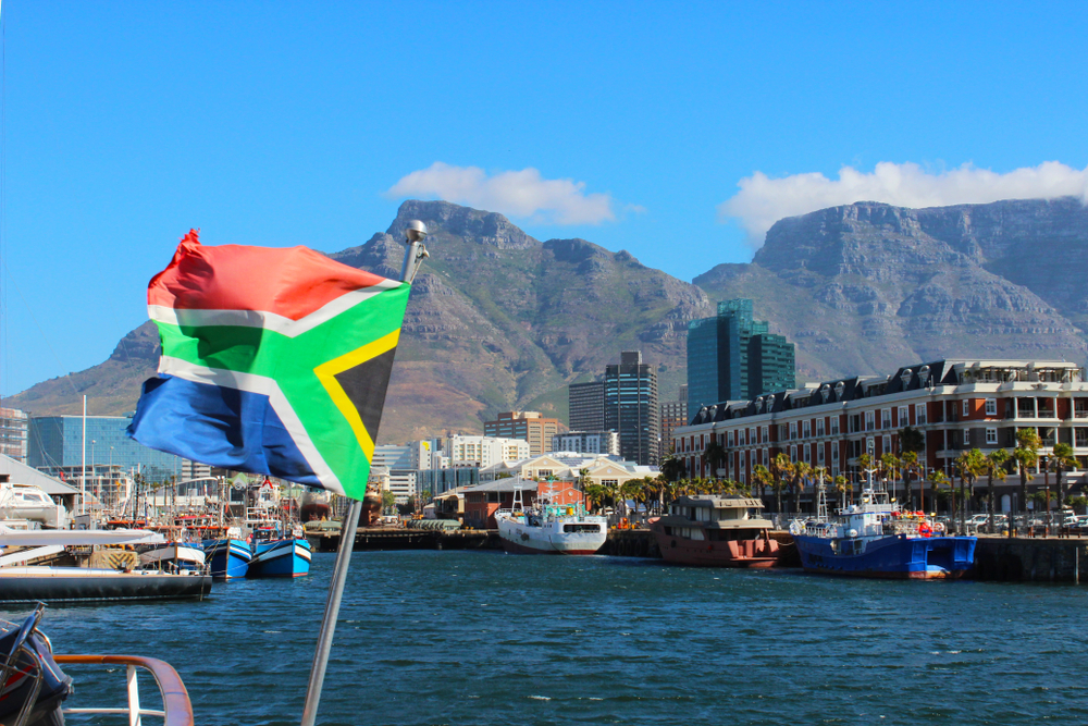 the victoria and albert waterfront south africa