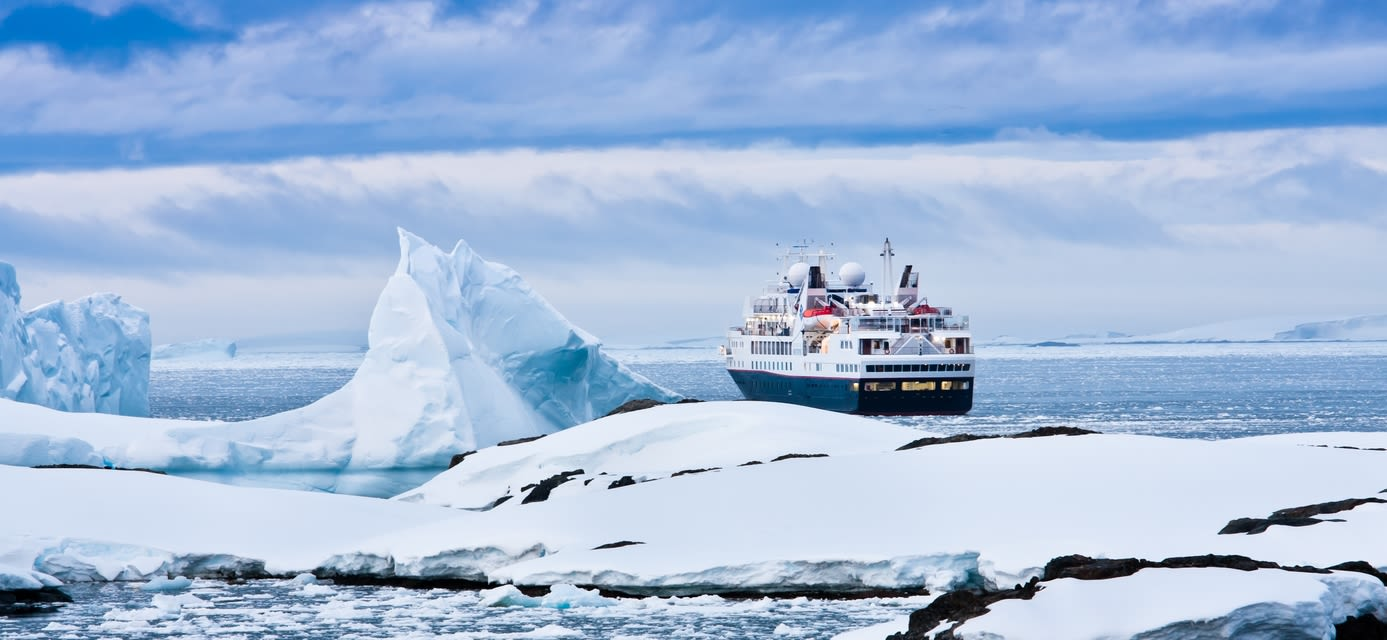 hurtigruten antarctica