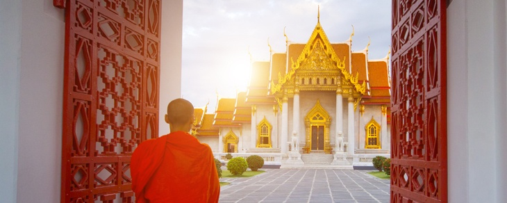 temples of thailand and cambodia