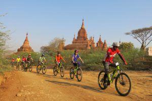 Burma by Bike with Exodus