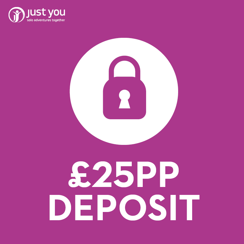 just you low deposit offer