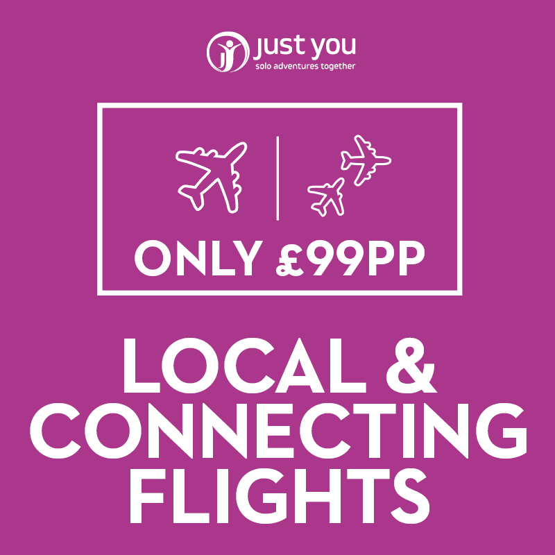 just you £99pp local flights