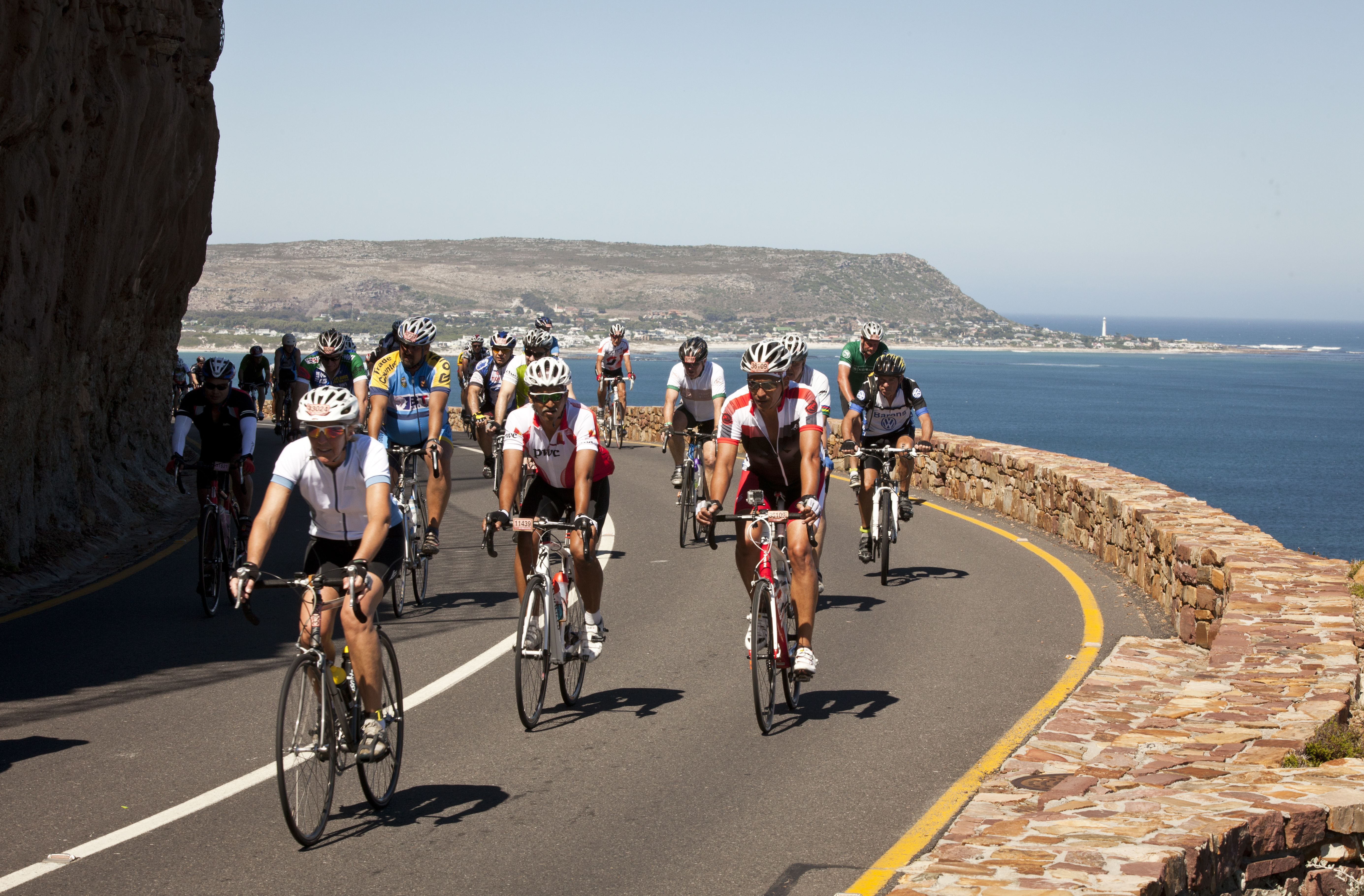 Cape argus cycle tour topless girls — photo 8