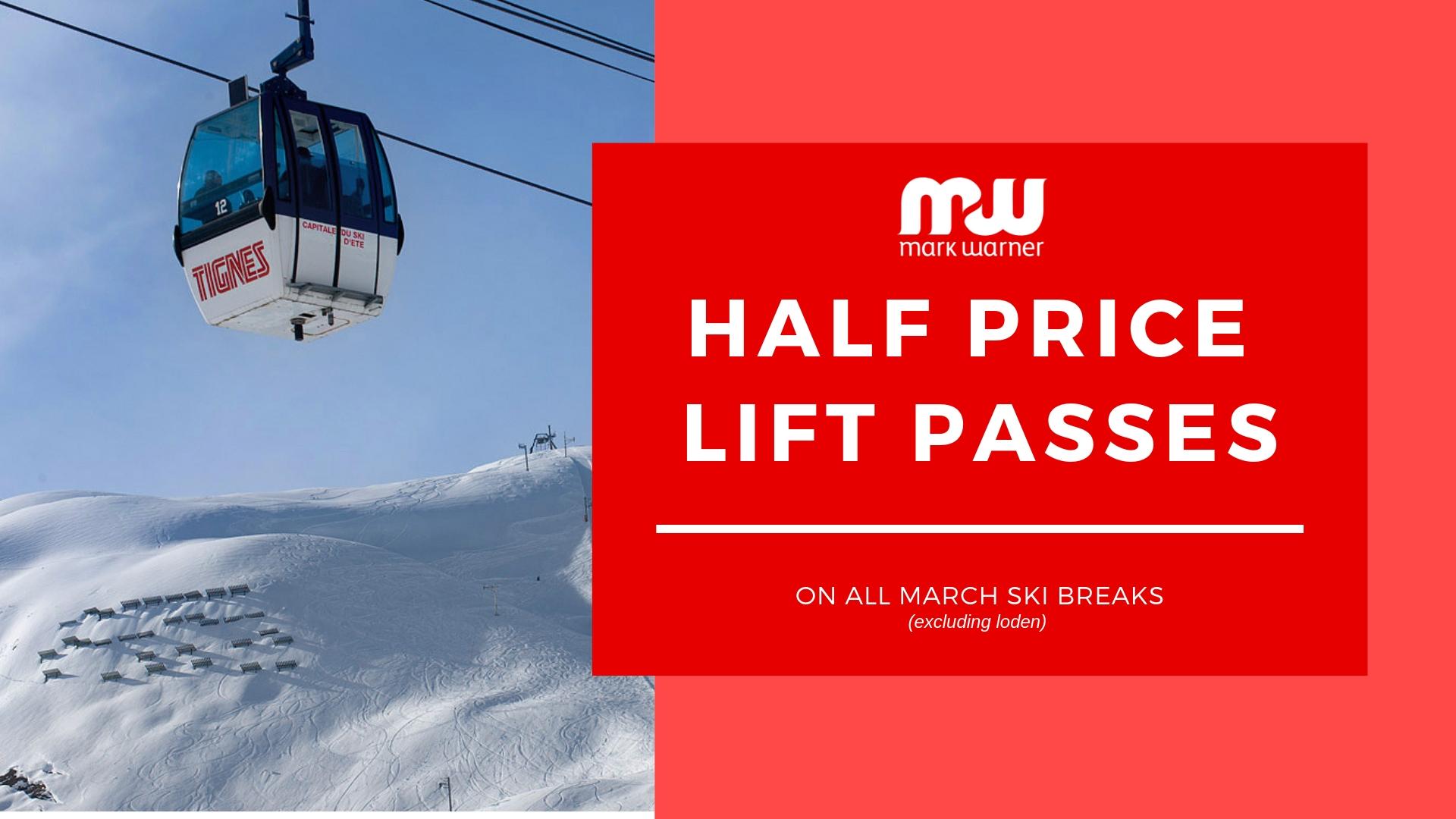 mark warner half price lift pass header