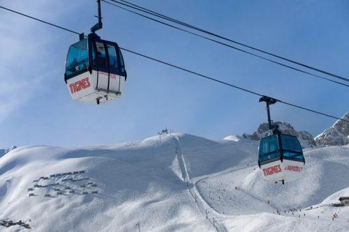 mark warner gondola ski lifts