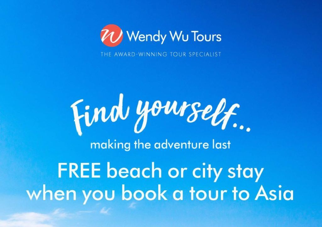 wendy wu tours 'find yourself'
