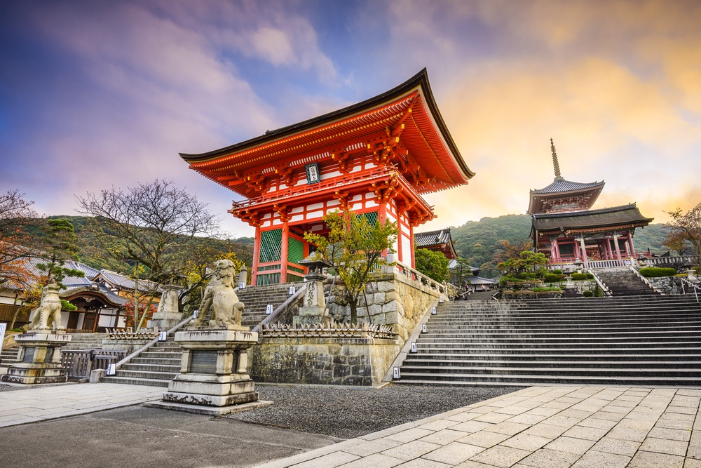 Temples of Japan
