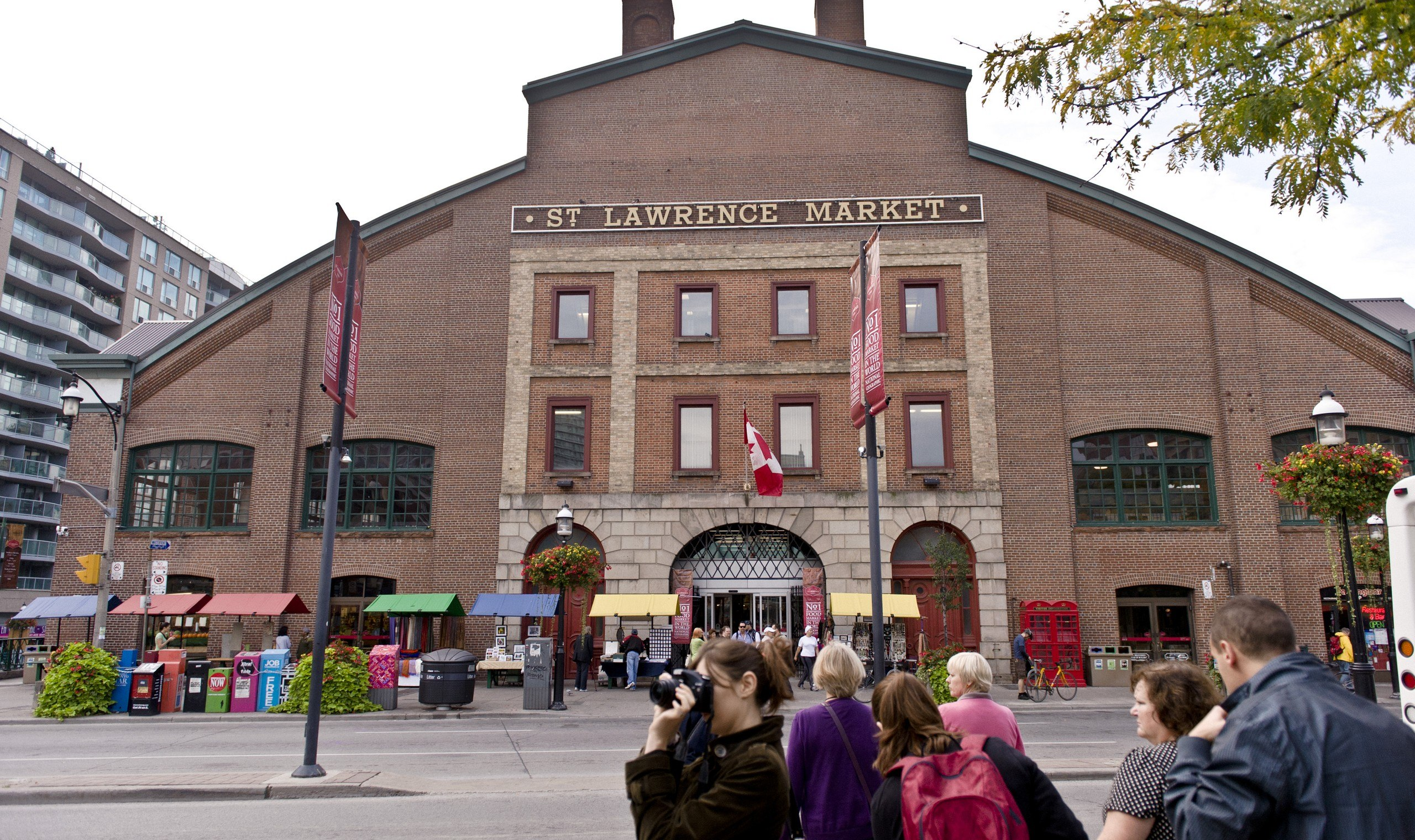 St Lawrence Market - Discover Ontario holiday