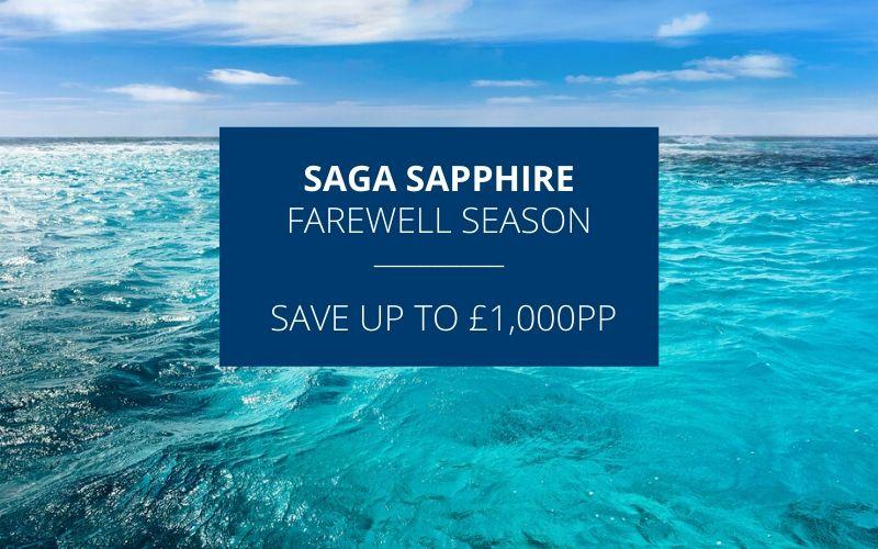 Saga sapphire