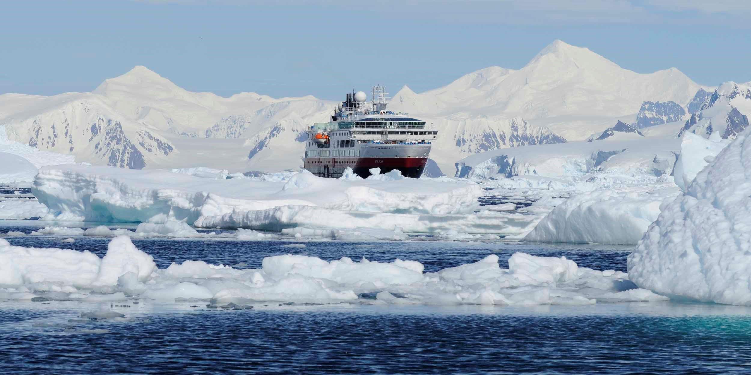 Antarctica, Falklands, South Georgia - The Ultimate Expedition