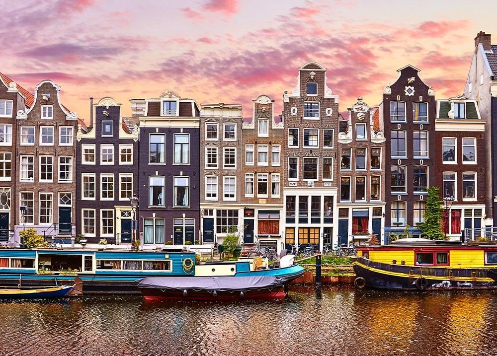 Amsterdam, Cologne and the Best of Holland & Flanders