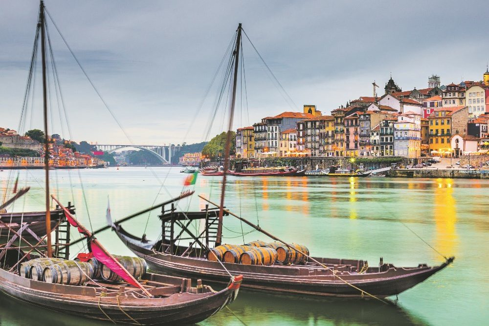 Douro, Porto & Salamanca