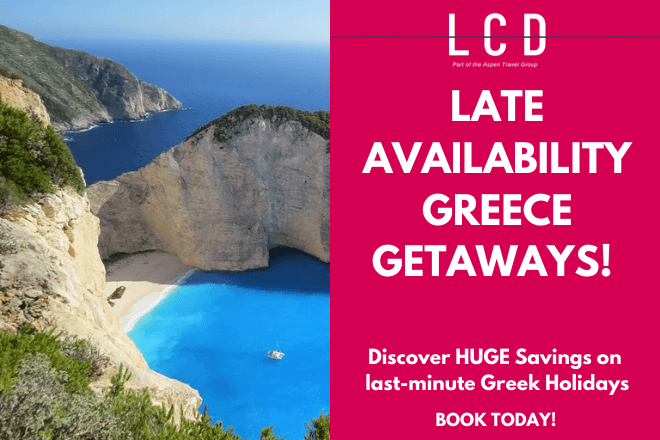 Last Minute Greece Holidays Huge Savings Lowcostdeals Co Uk